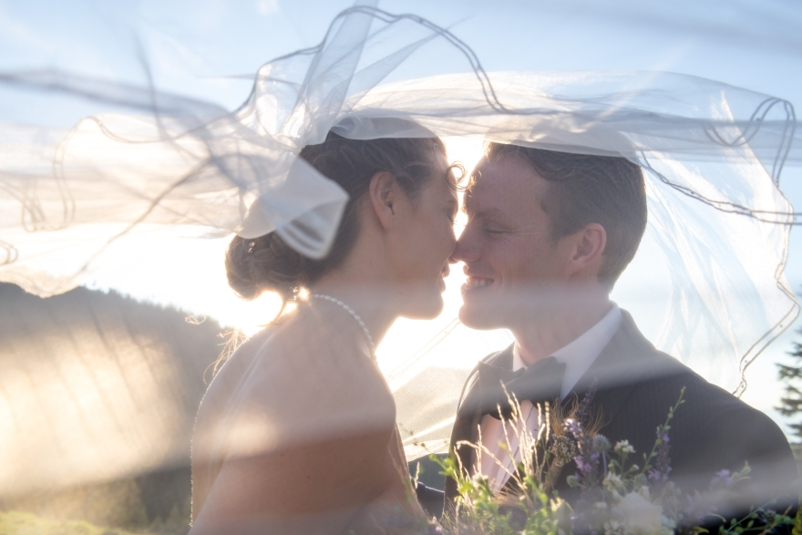 bride-groom-portrait-vail-kissing